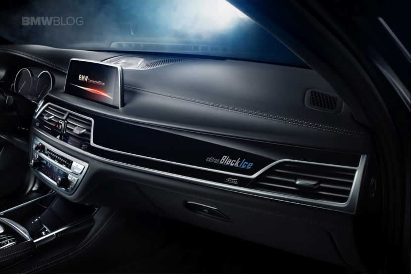 The BMW 7 Series Individual Edition Black Ice 04 830x554