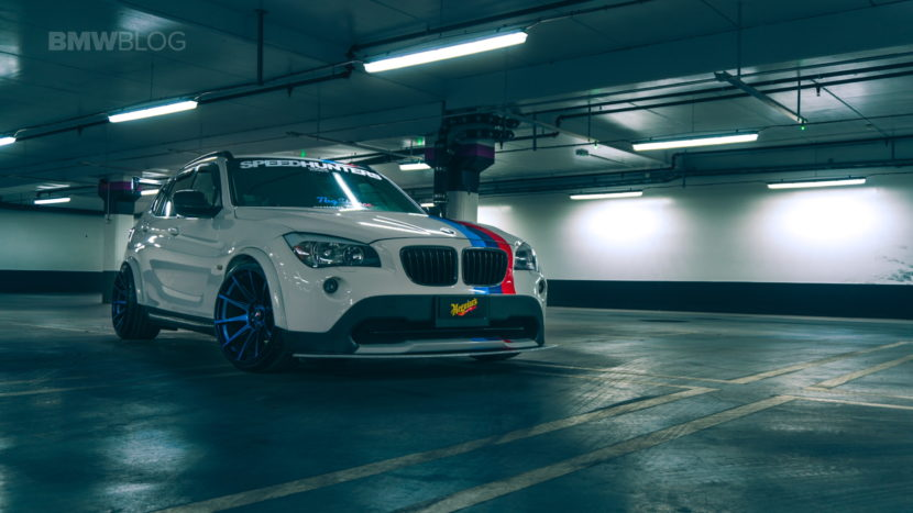 Widebody BMW X1 01 830x467