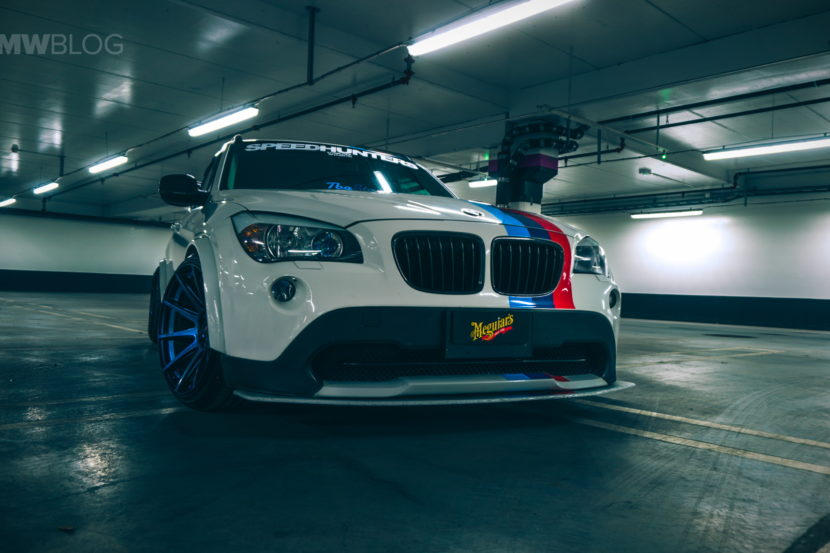Widebody BMW X1 04 830x553