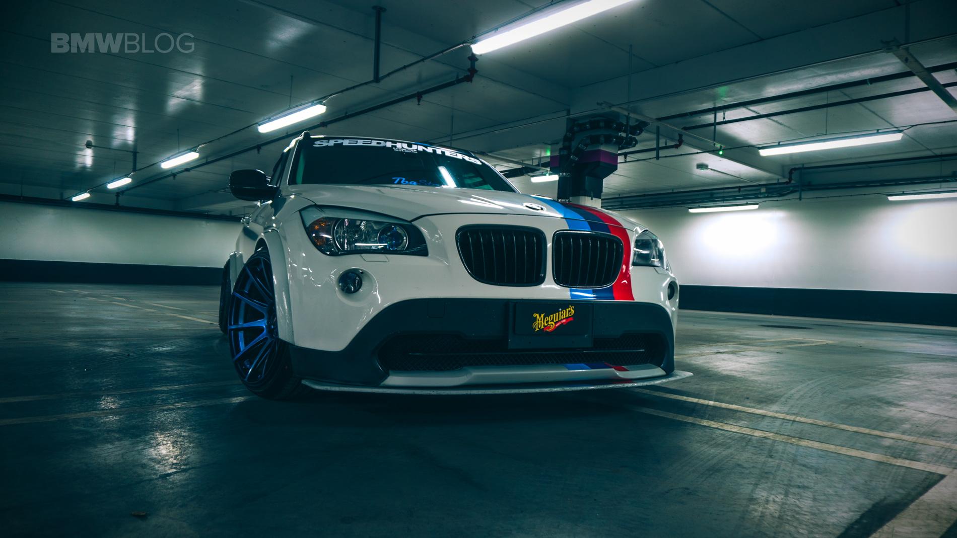Widebody BMW X1 04
