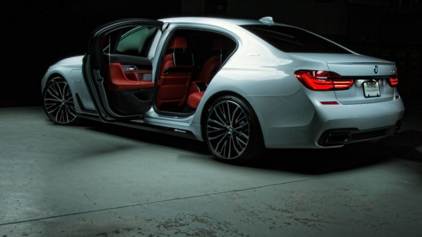 bmw 740e with m performance parts 2 830x467