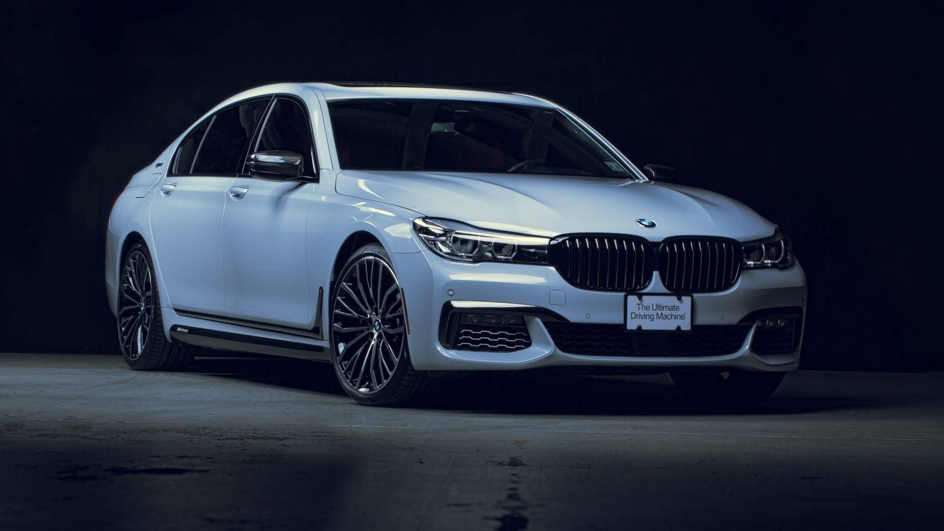 2017 Sema Bmw 740e Iperformance Gets M Performance Parts