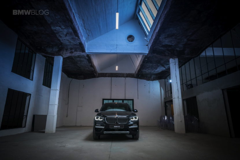 2017 BMW X3 xDrive20d test drive review 23 830x553