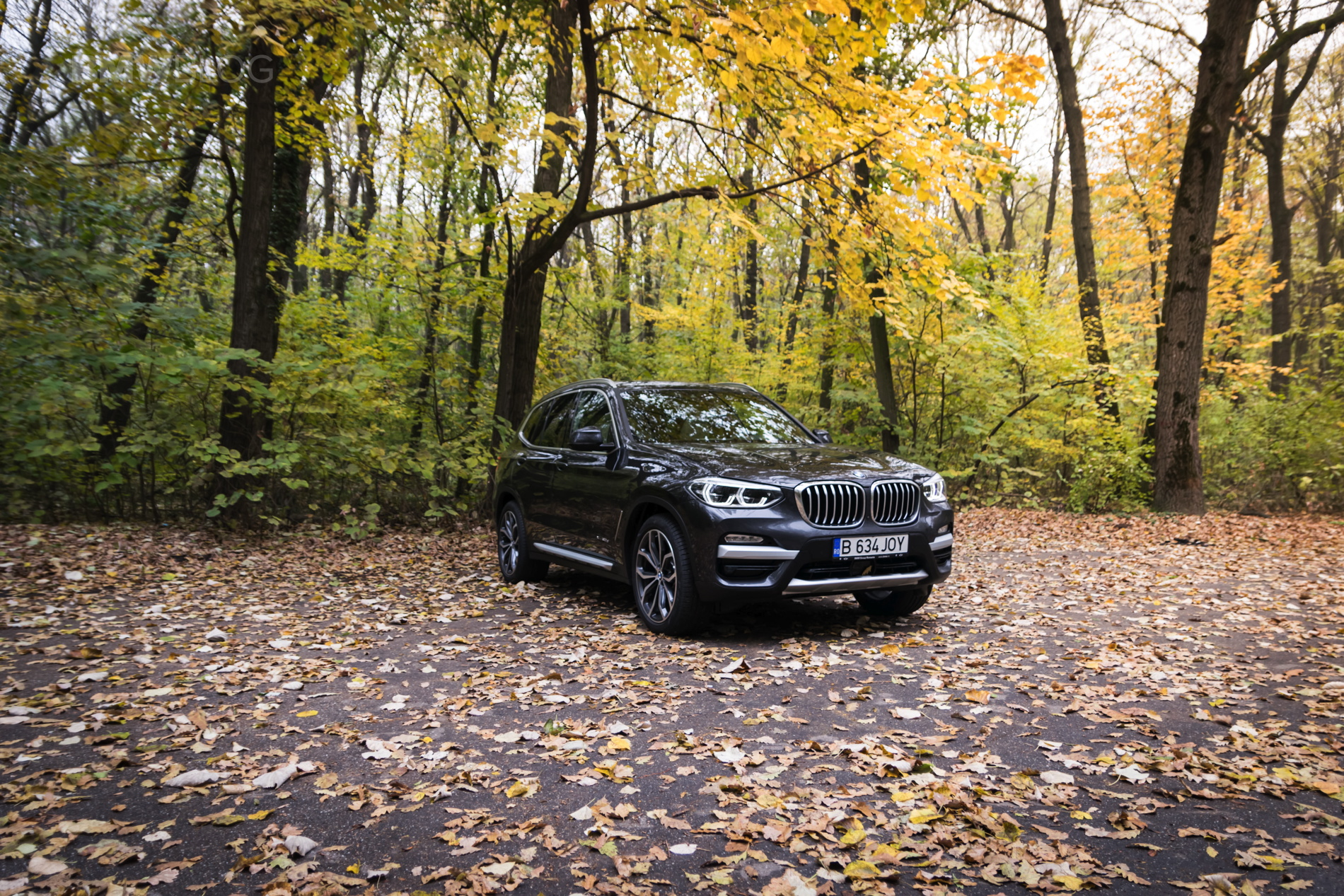 2017 BMW X3 xDrive20d test drive review 31
