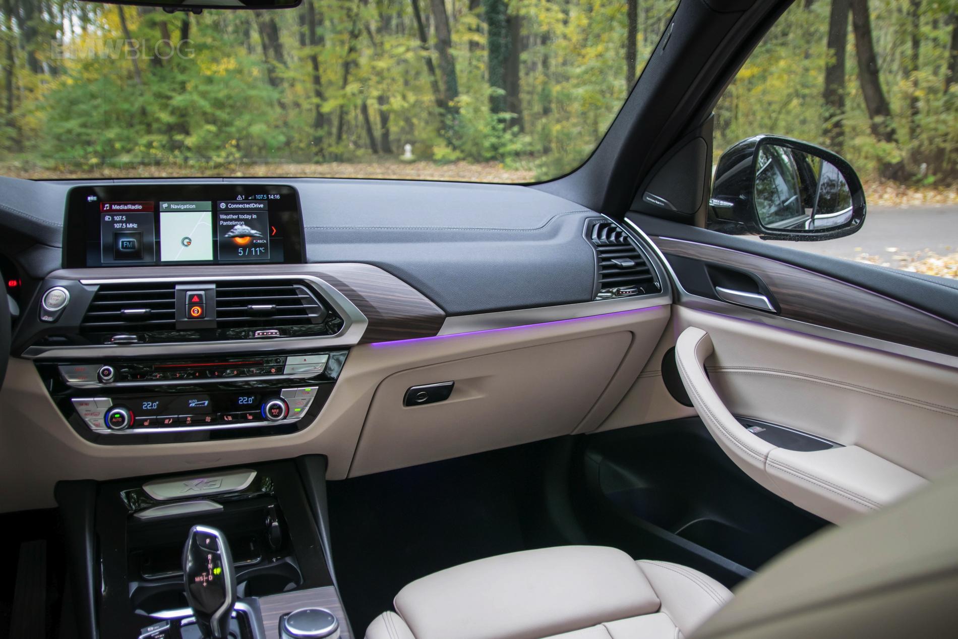 Bmw Xdrive System Review >> TEST DRIVE: BMW X3 xDrive20d
