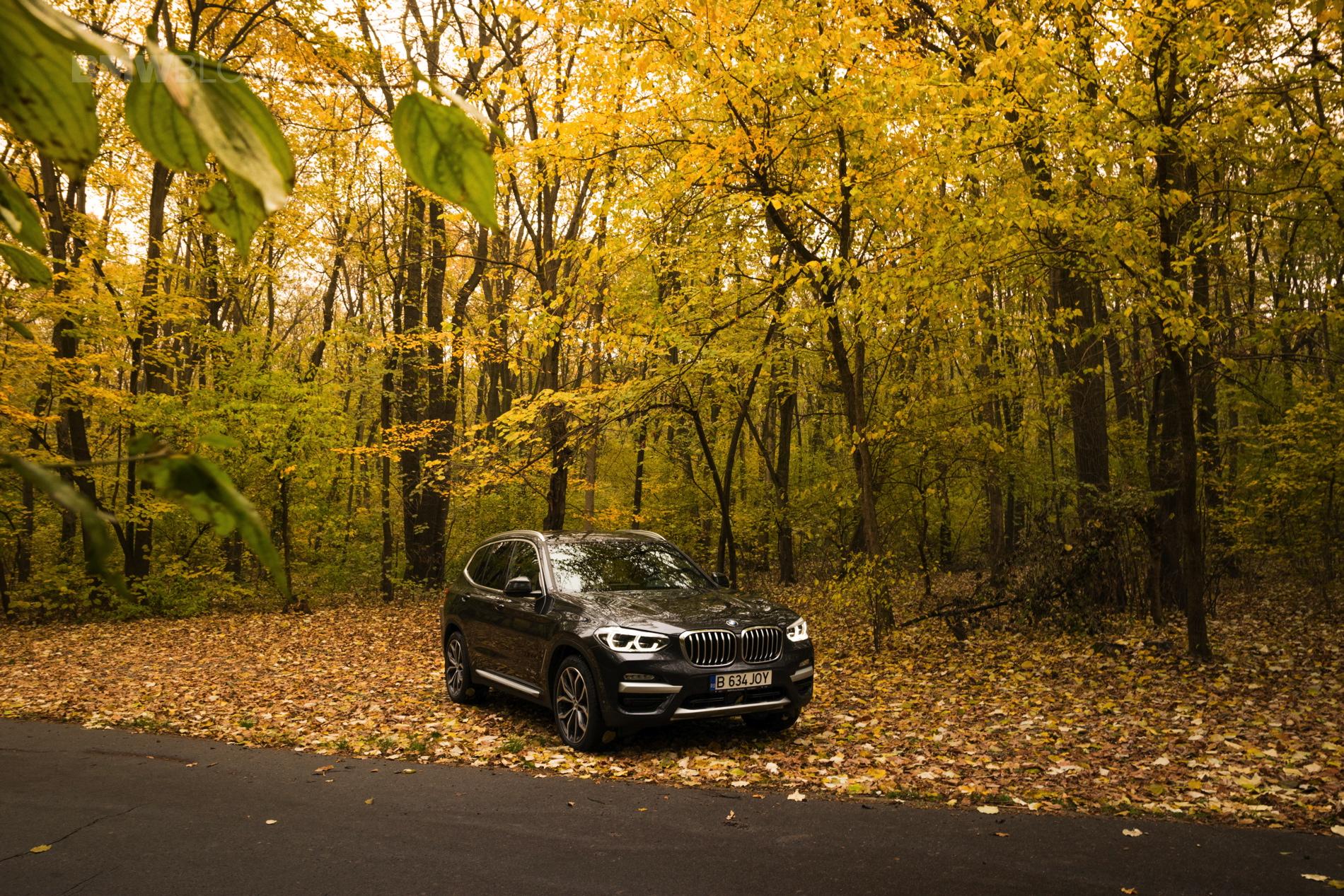 2017 BMW X3 xDrive20d test drive review 69