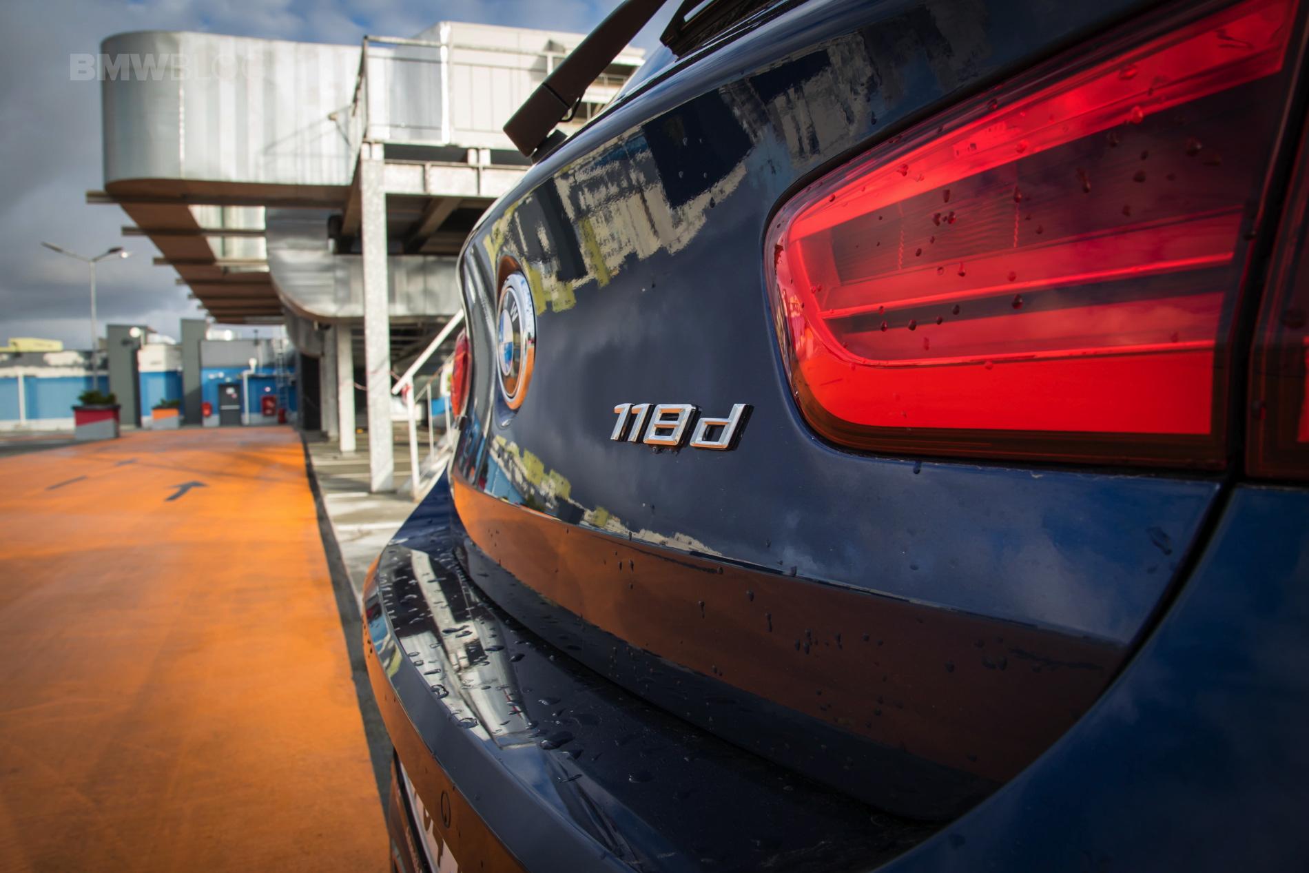 2018 BMW 118d test drive 21