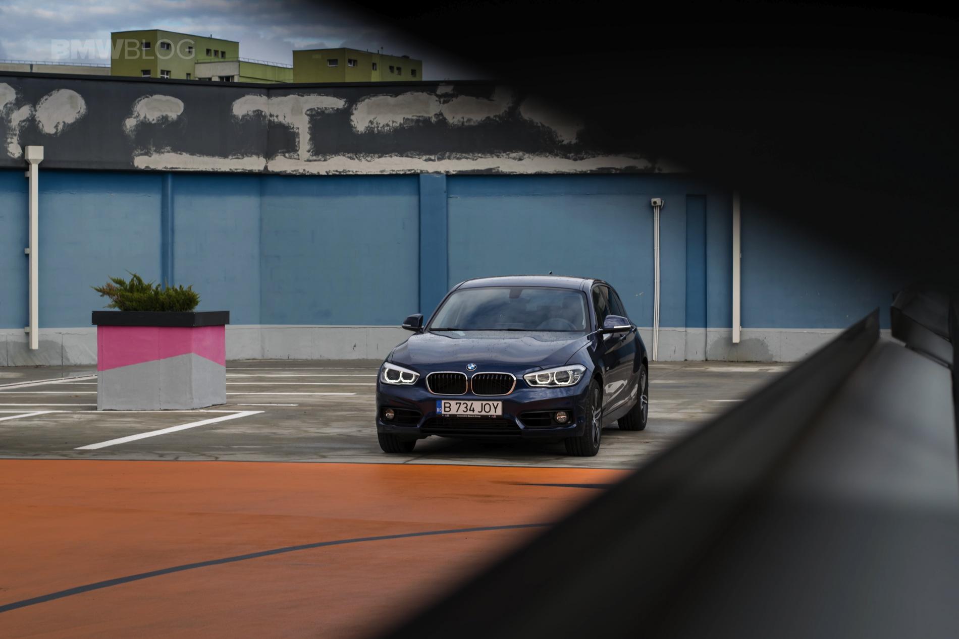 2018 BMW 118d test drive 49