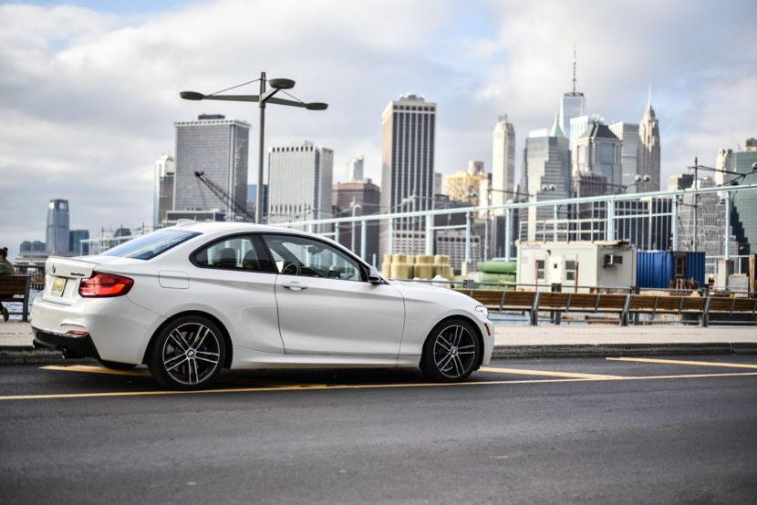 2018 BMW M240i test drive 01 830x554