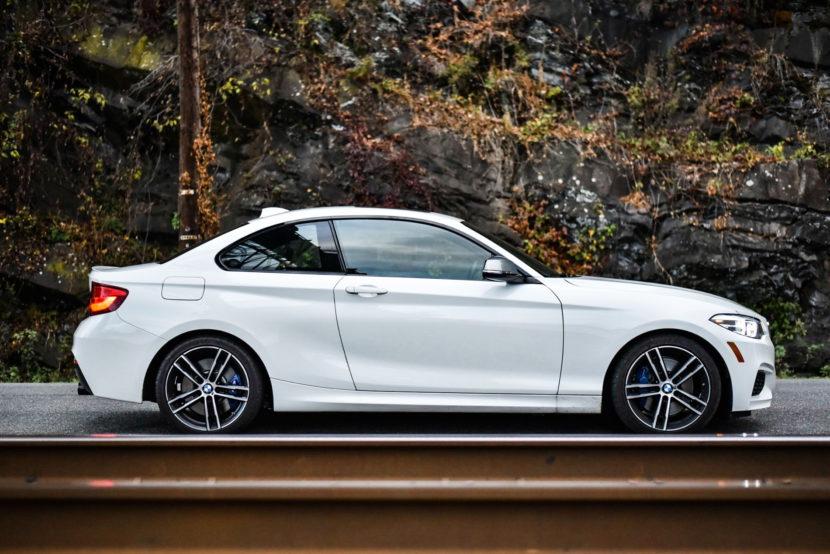 2018 BMW M240i test drive 03 830x554