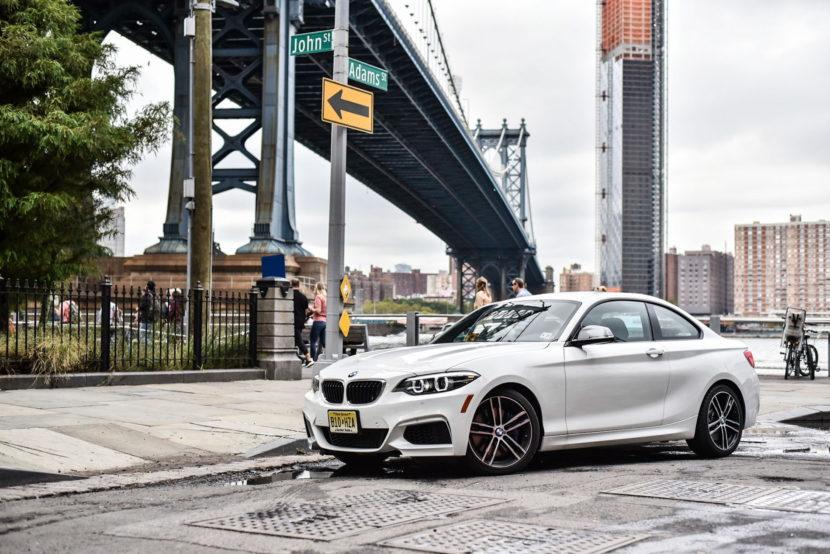 2018 BMW M240i test drive 04 830x554