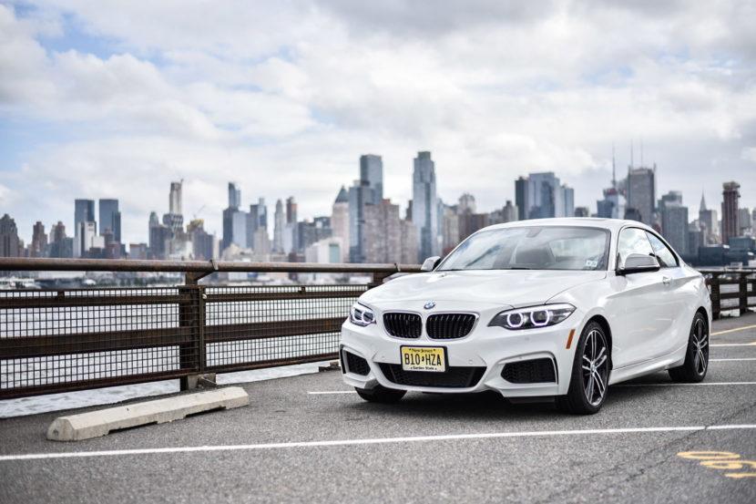 2018 BMW M240i test drive 05 830x553