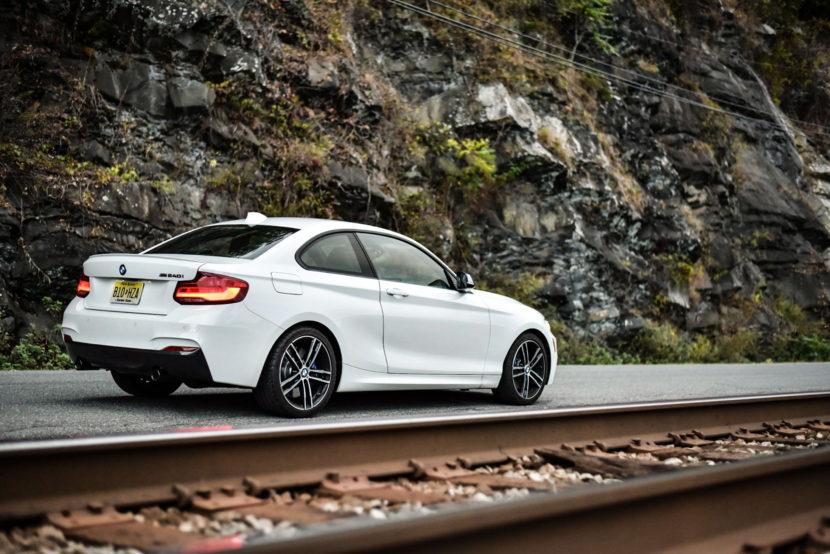 2018 BMW M240i test drive 06 830x554