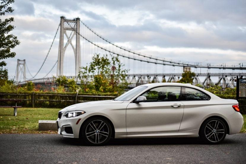 2018 BMW M240i test drive 07 830x554