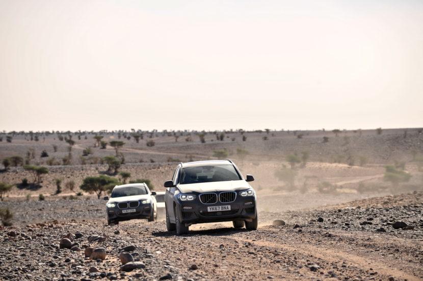 2018 BMW X3 Sahara 115 830x553