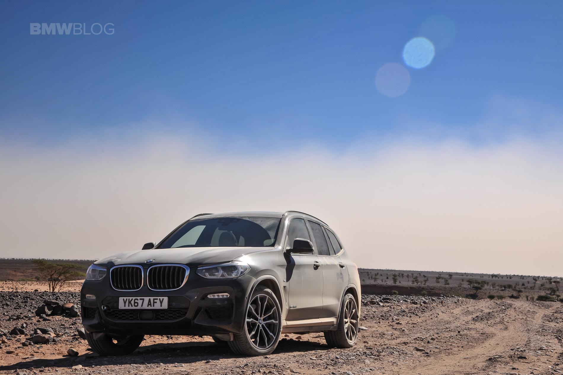 2018 BMW X3 Sahara 123