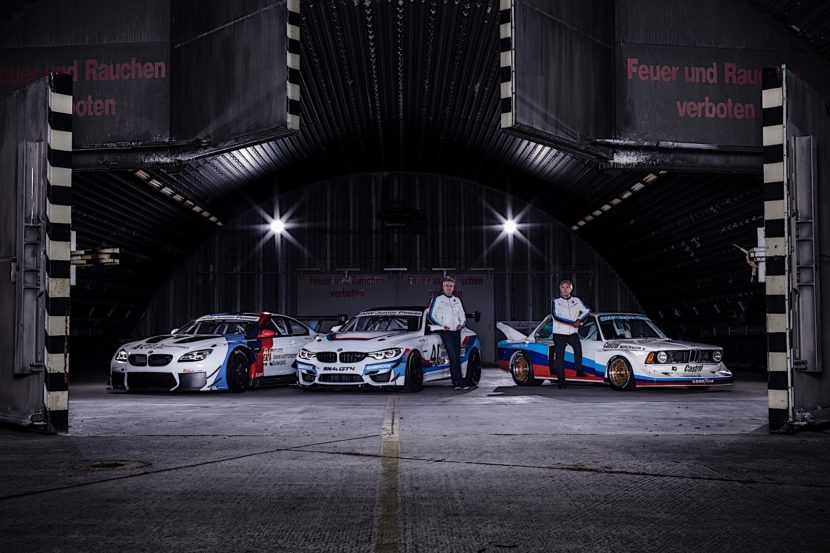 BMW 40 Years of Motorsport11 20 10 830x553