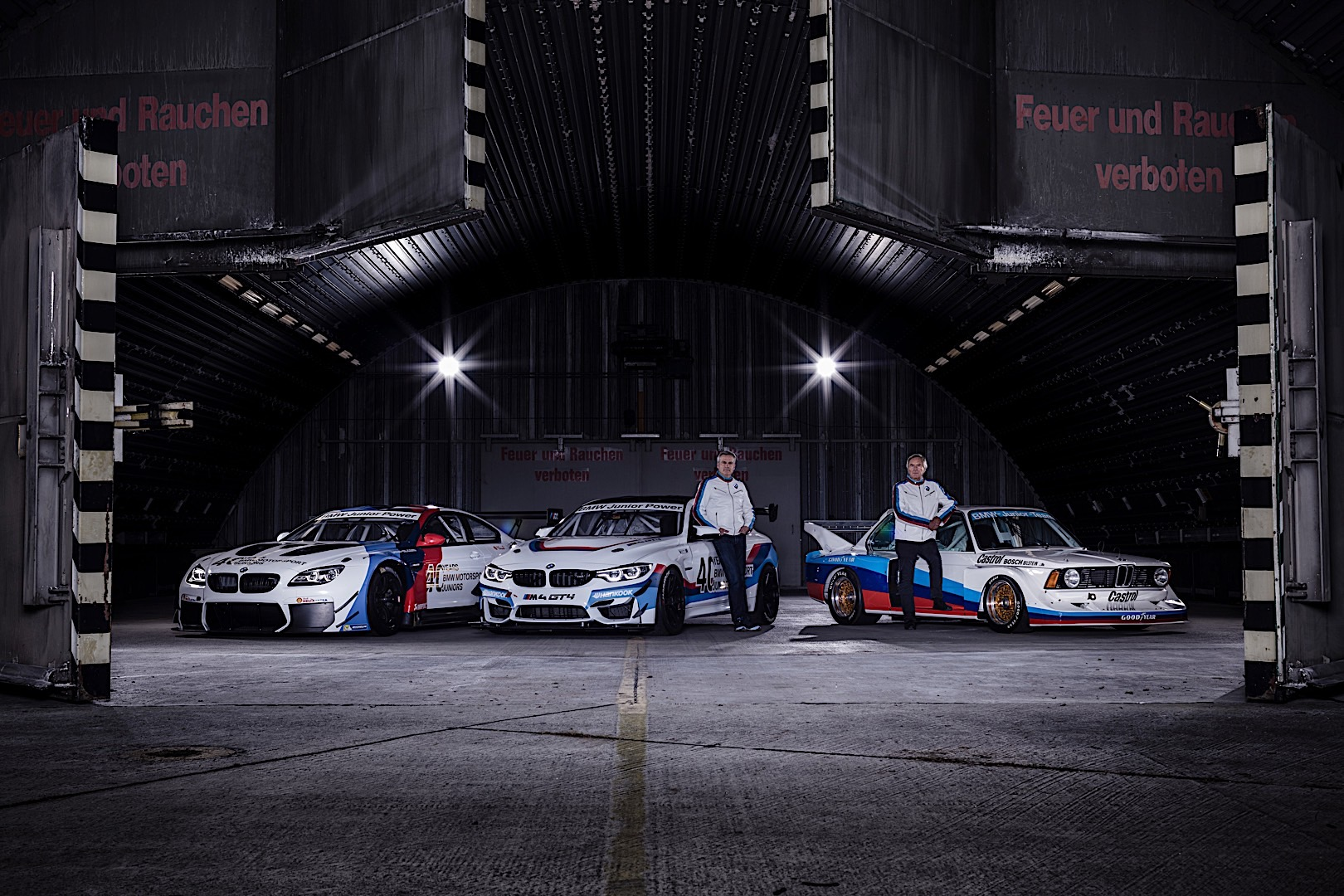 BMW 40 Years of Motorsport11 20 10