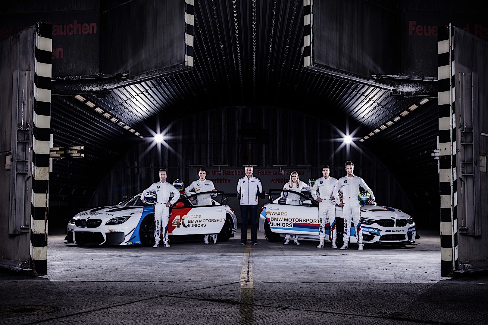 BMW 40 Years of Motorsport11 20 14