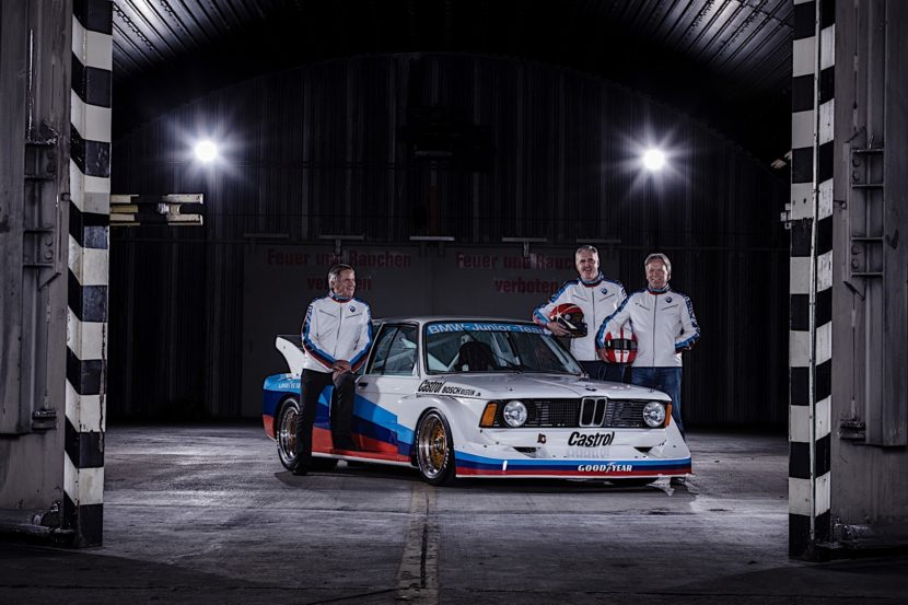 BMW 40 Years of Motorsport11 20 7 830x553