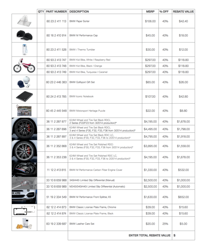 BMW Black Friday 683x830