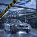 BMW Erlkoenig Tarn Werkstatt 3er G20 01 120x120