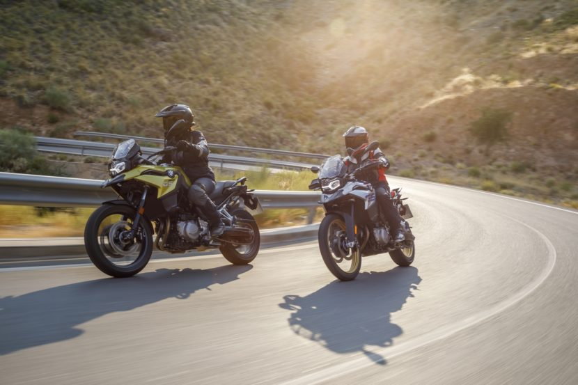 BMW F 750 GS and F 850 GS23 830x553