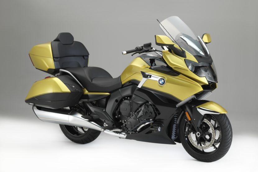 BMW K 1600 Grand America7 830x553