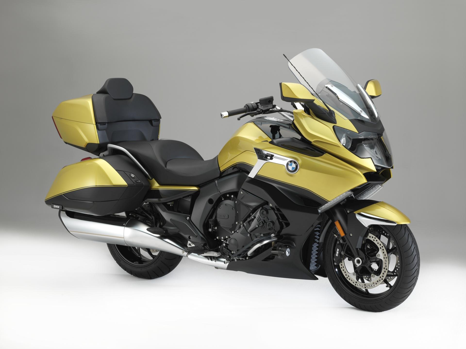 BMW K 1600 Grand America7