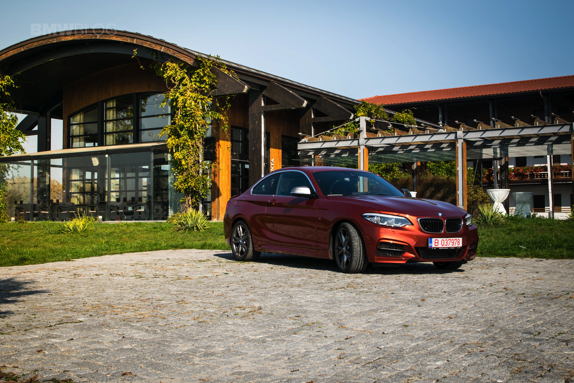 BMW M240i Test Drive Review 05