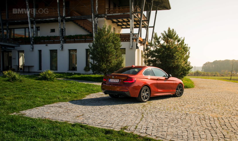 BMW M240i Test Drive Review 13 830x493