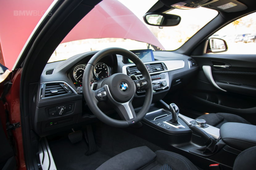BMW M240i Test Drive Review 28 830x553