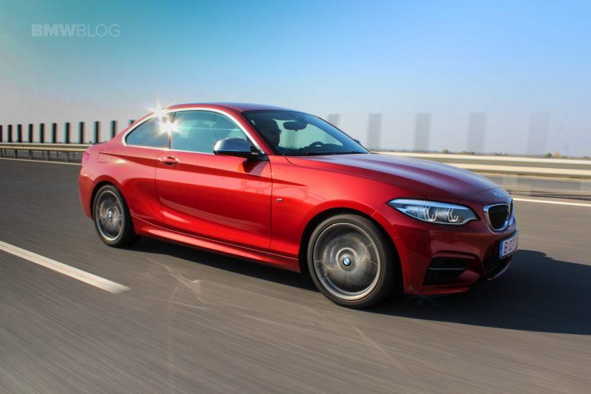 BMW M240i Test Drive Review 37 830x553