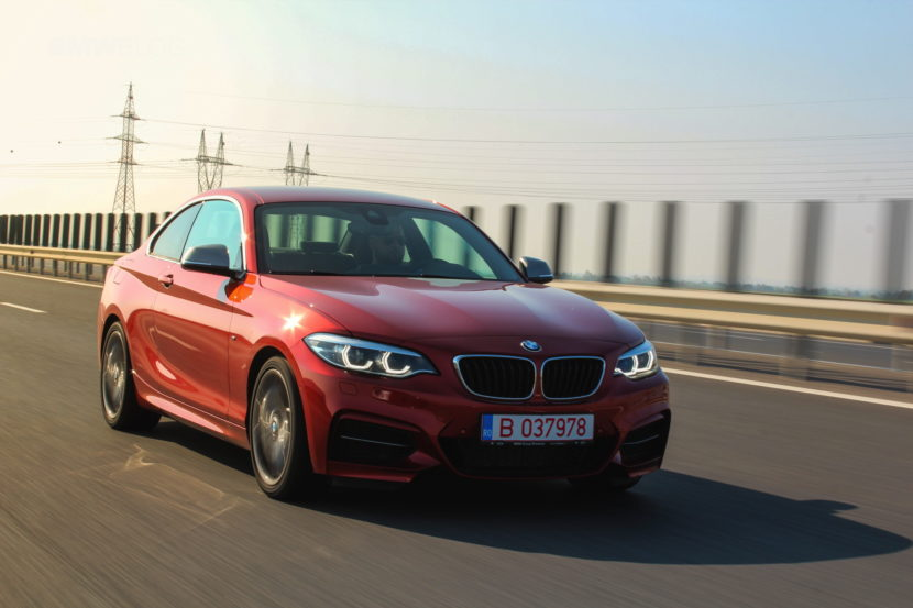 BMW M240i Test Drive Review 38 830x553