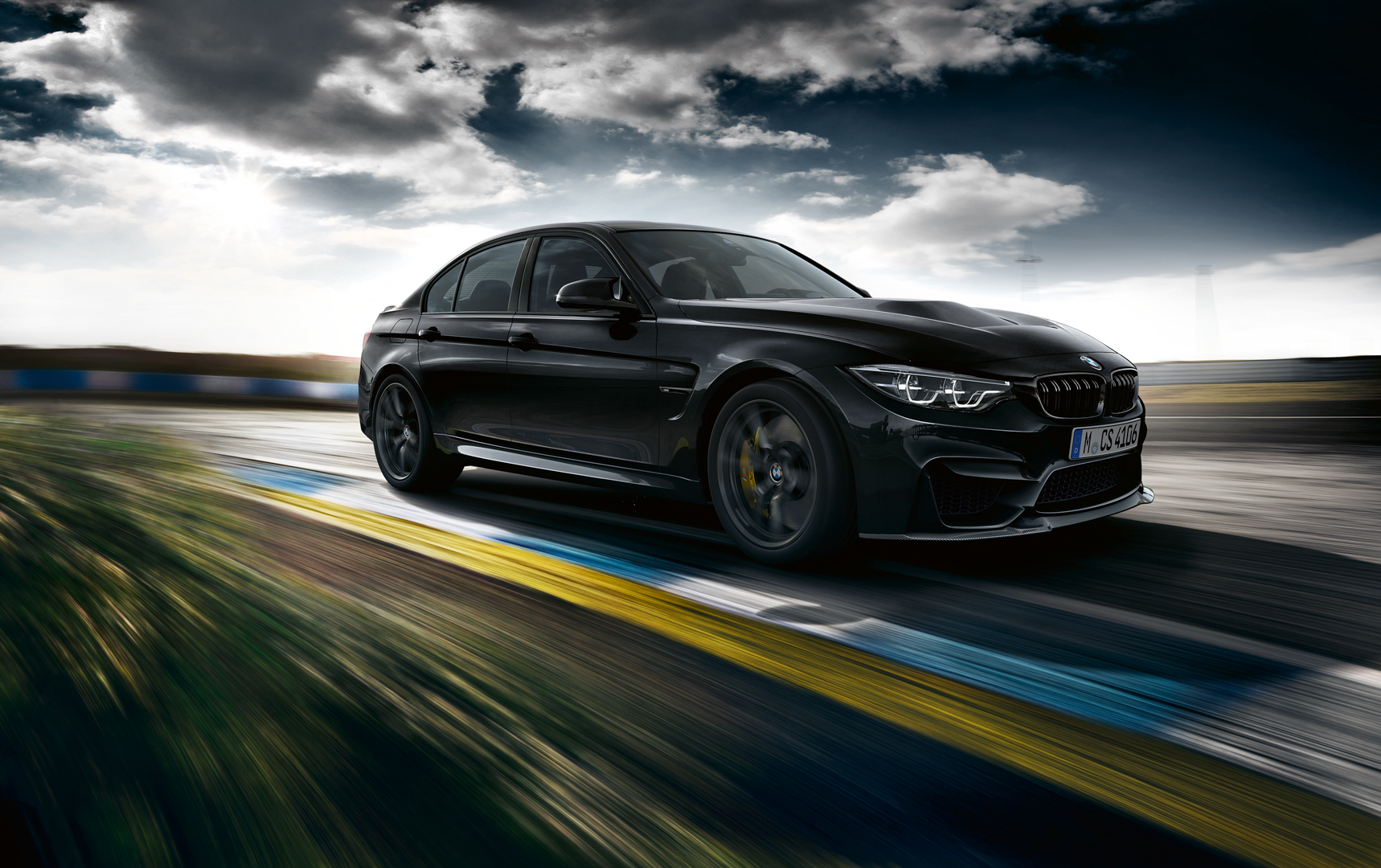 BMW 3 Series where is bmw 3 series built WORLD PREMIERE: BMW M3 CS -- The Best Version of the Best Version