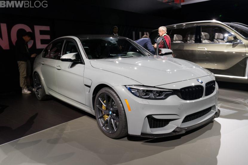 BMW M3 CS pictures 12 830x553