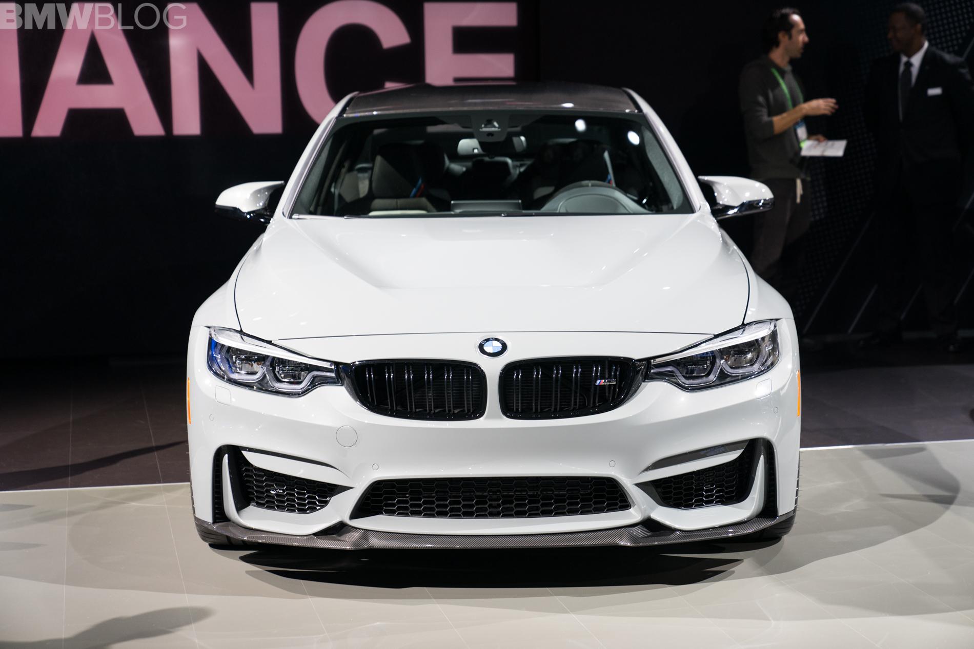 BMW M3 CS pictures 25