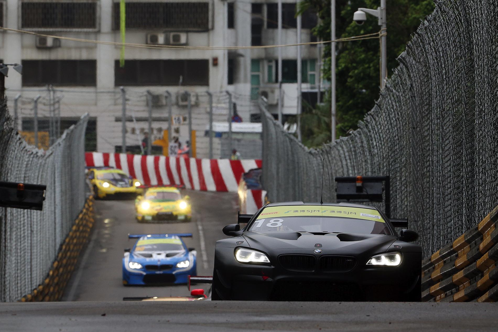 BMW M4 GT3 Macau 03