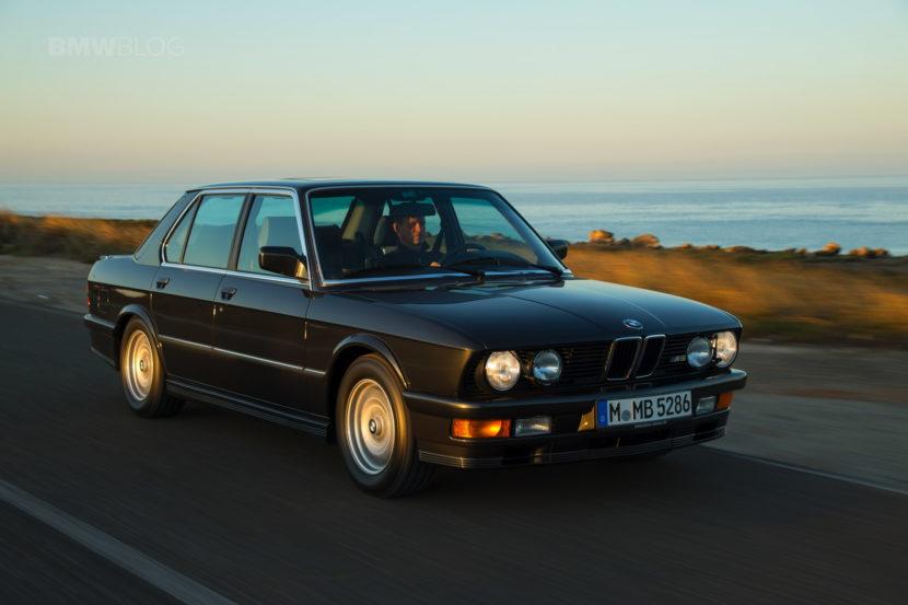 BMW M5 E28 12 830x553