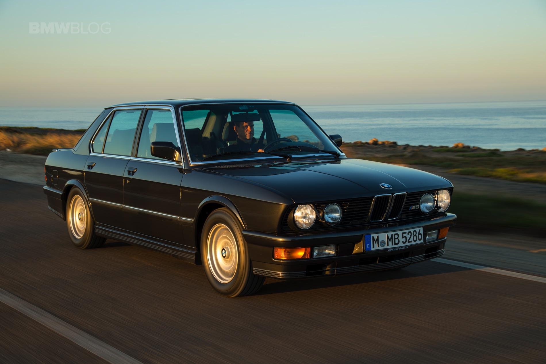 BMW M5 E28 13