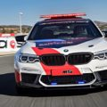 BMW M5 Safety Car 2017 MotoGP Valencia F90 03 120x120
