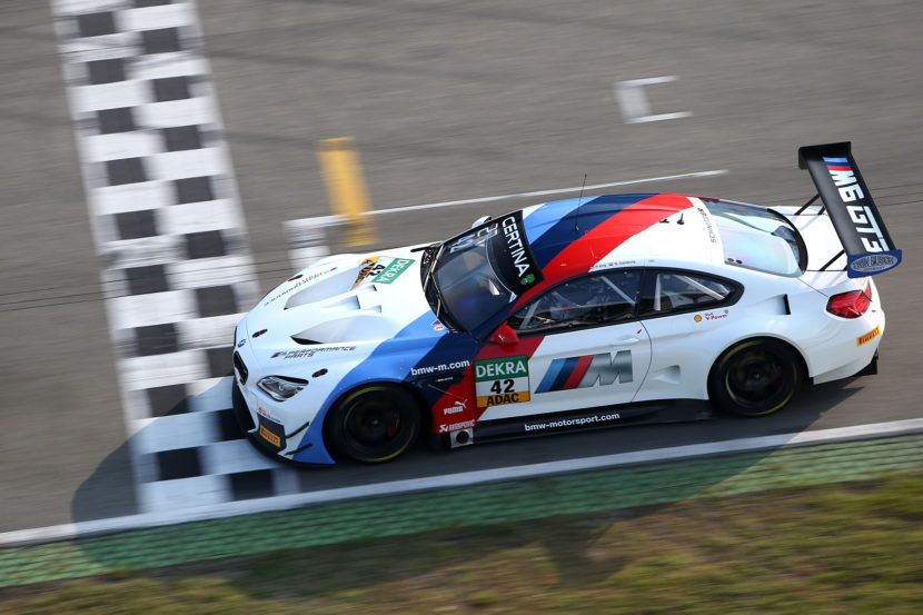 BMW M6 GT3 Evo package  830x553