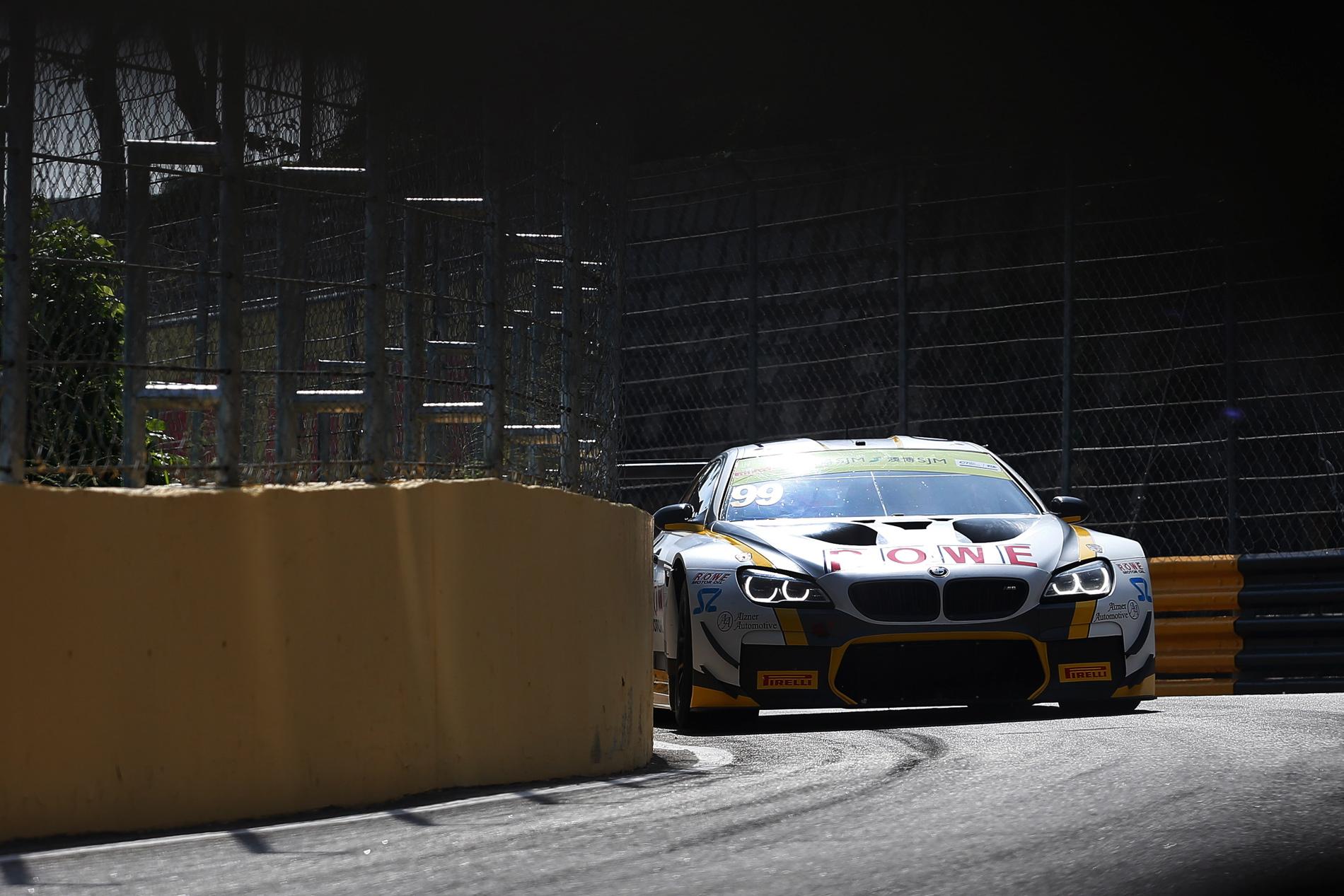 BMW M6 GT3 Macau 01