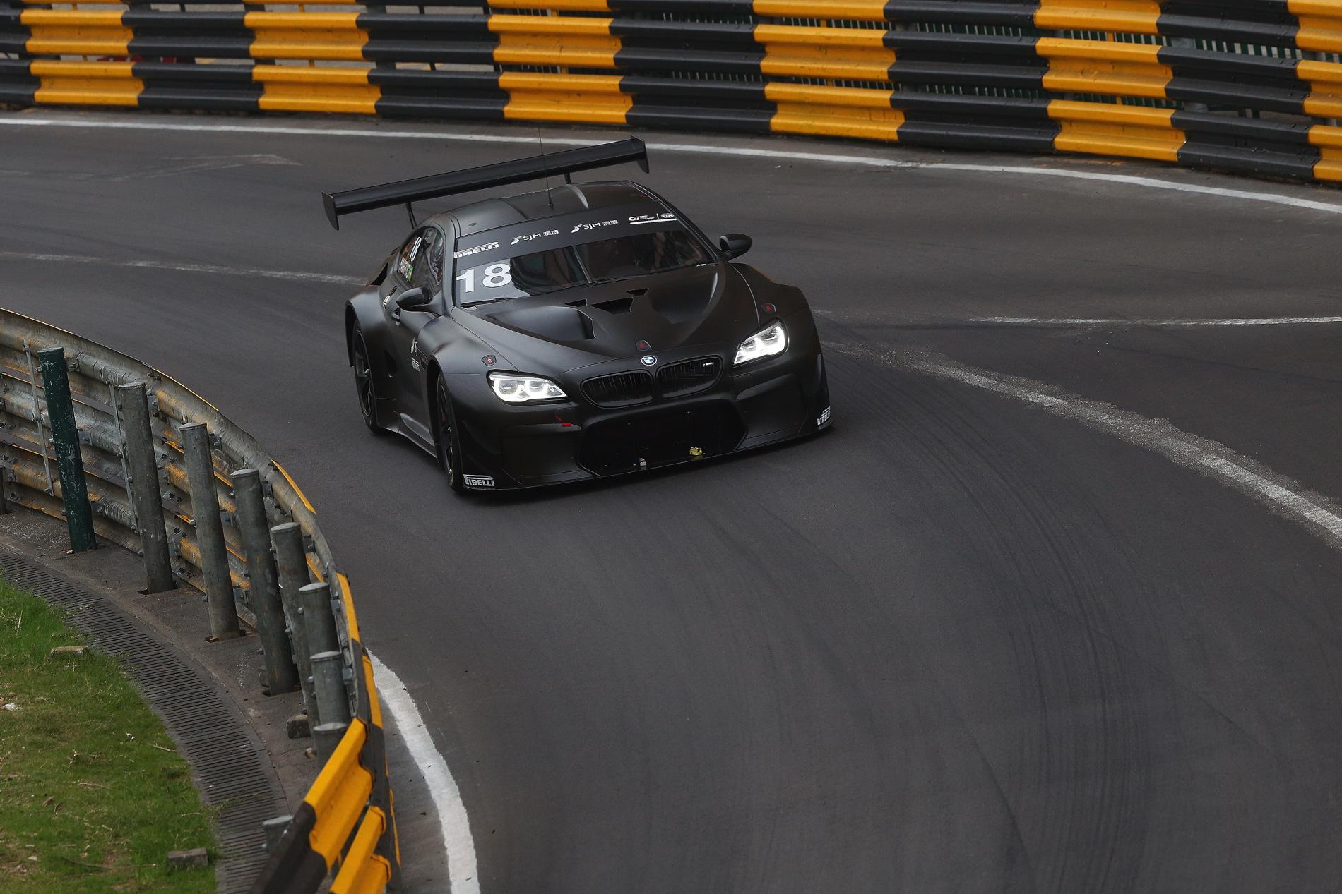 BMW M6 GT3 Macau 09