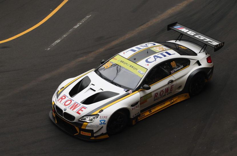 BMW M6 GT3 Macau 12 830x547