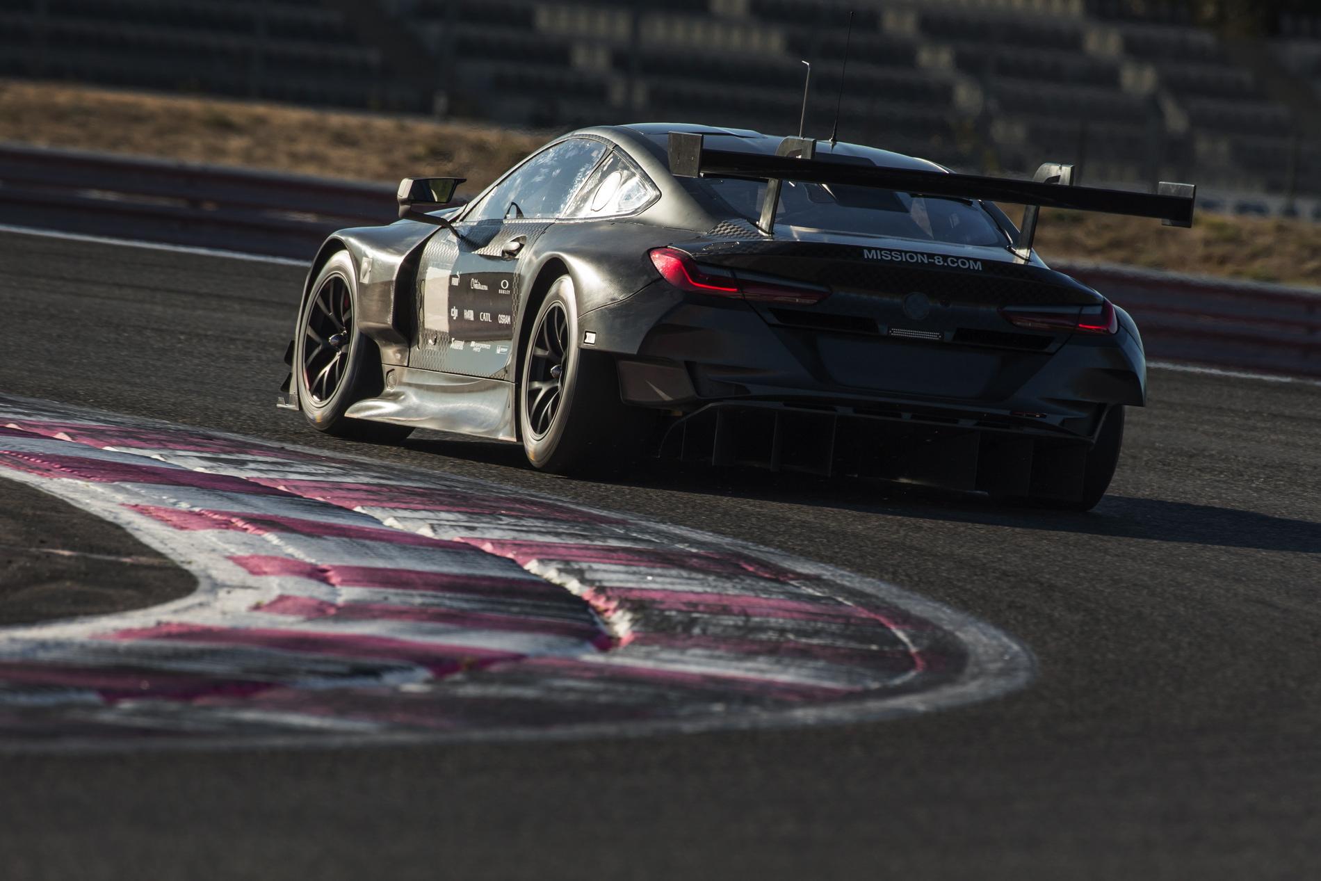 BMW M8 GTE test 03