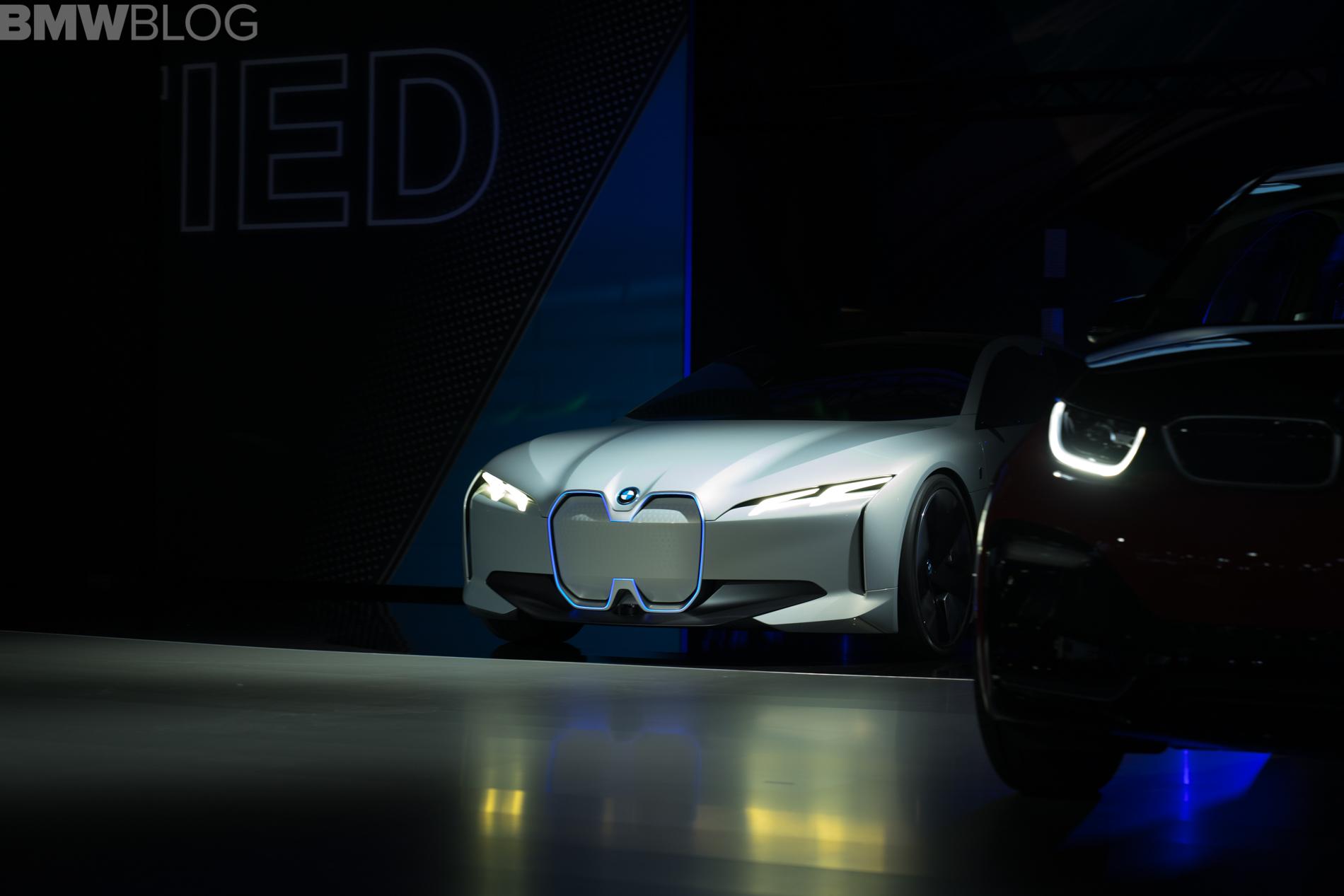 BMW VISION DYNAMICS LA AUTO SHOW 1