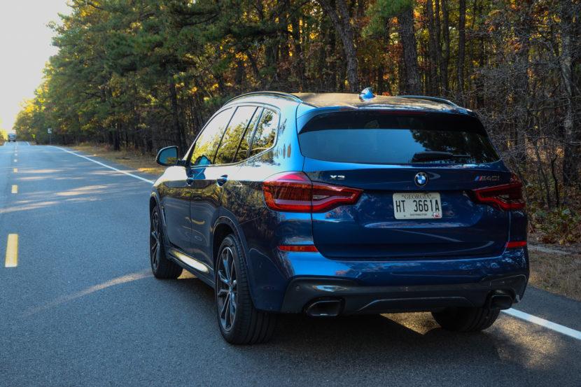 BMW X3 xDrive M40i 10 830x553