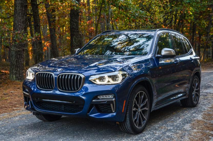 BMW X3 xDrive M40i 13 830x550