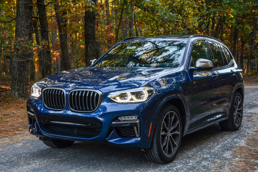 BMW X3 xDrive M40i 13 830x553